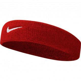 Diadema con el swoosh de Nike