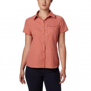 Camiseta de manga corta Columbia Silver Ridge 2.0 para mujer