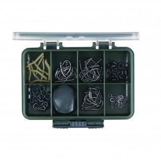 Caja de almacenamiento Fox con 8 compartimentos