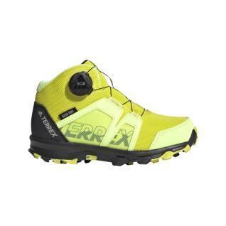 Zapatos de senderismo para niños adidas Terrex Agravic Boa Mid Rain.Rdy