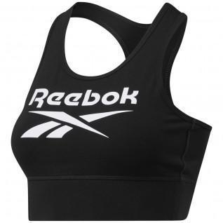 Sujetador para mujer Reebok Identity Sports