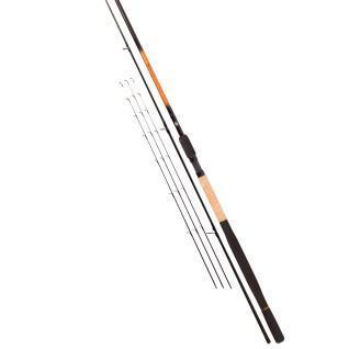 Pack de 2 cañas Guru Tackle N-Gauge Power Rod de 12 pies.