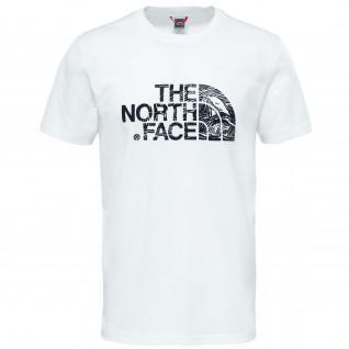 Camiseta The North Face Woodcut Classic