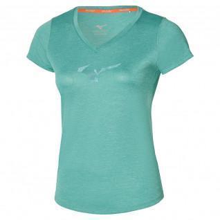 Camiseta de mujer Mizuno Core RB Graphic