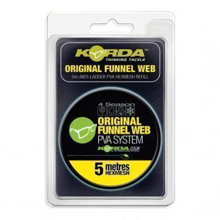 Recambio de PVA Korda Funnel Web HEXMESH - Recambio de 5m