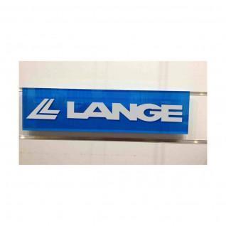 Bloque de Lange para un muro de listones