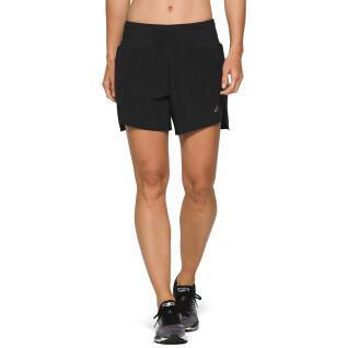 Pantalón corto de mujer Asics Road 5.5in