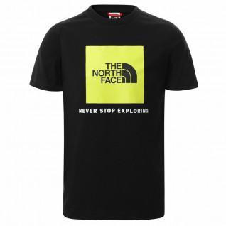 Camiseta para niños The North Face Box