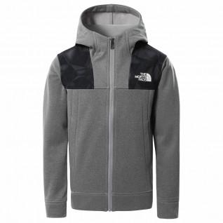 Chaqueta infantil The North Face Hooded Zipped Surgent