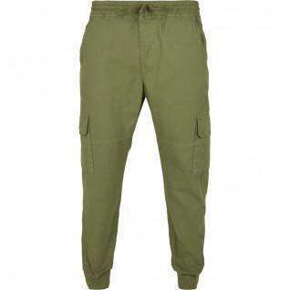 Pantalones militares Urban Classics - tallas grandes