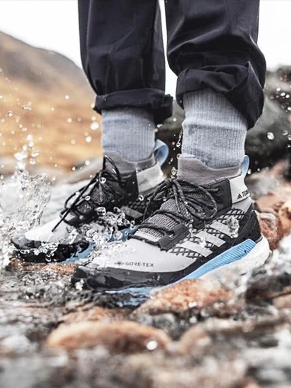 Zapato de trail