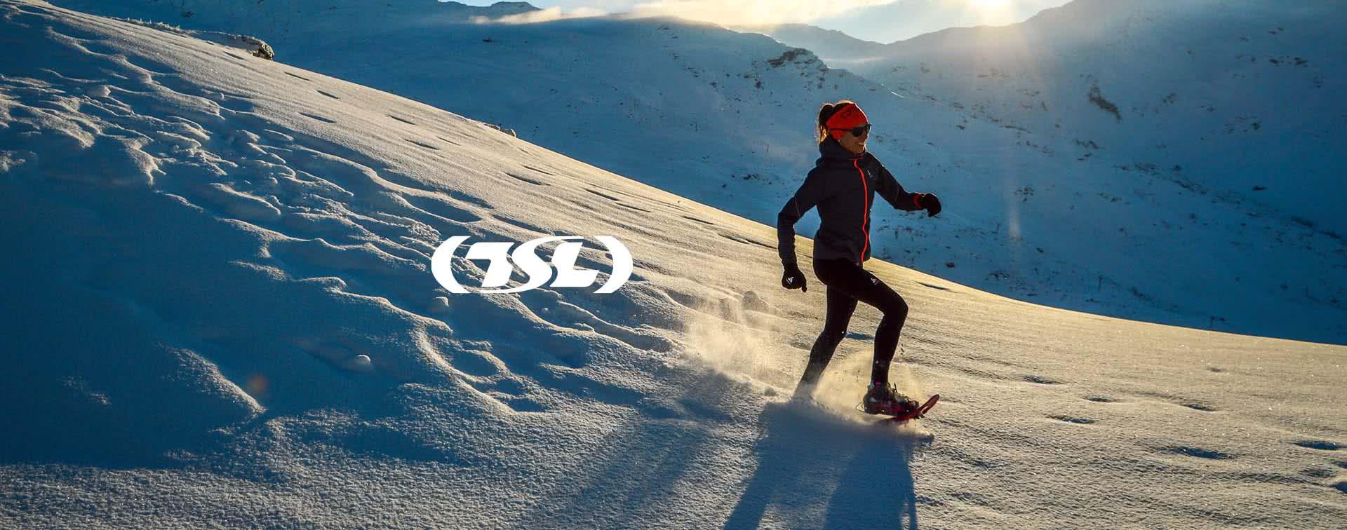 Raquetas de nieve TSL